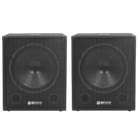 170751 QT SERIES ACTIVE SUB CABINETS 500w Hire Front 0