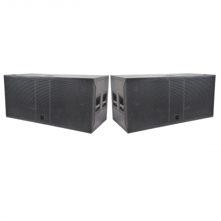 Citronic cx1000b subs pair hire 170217