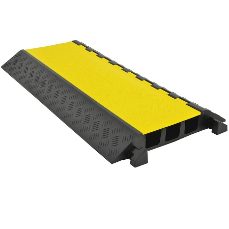 3 Channel Cable Guard Ramp