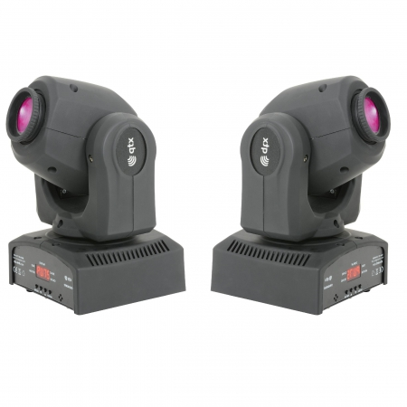 SYNOHEAD MINI MOVING HEAD WITH GOBOS1