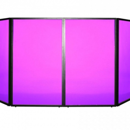 Dj Screen booth cover hire
