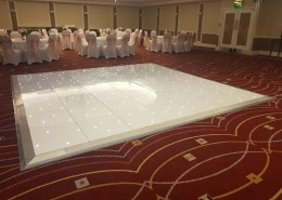 marriott portsmouth white led dancefloor