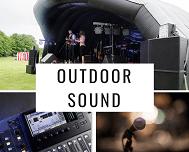 outdoor sound