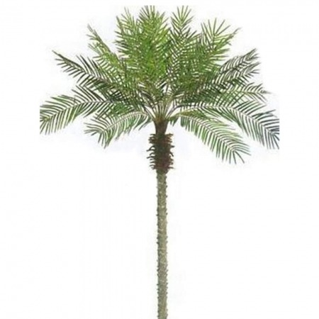 8ft artificial palm tree