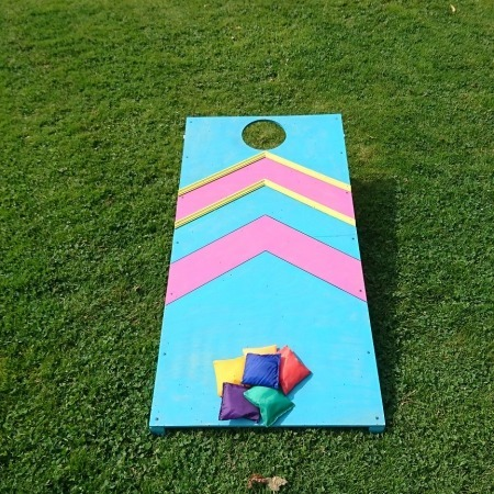 cornhole corn hole festival outdoor game Copy