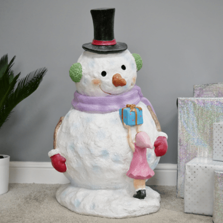 CHRISTMAS GIANT SNOWMAN DECORATION